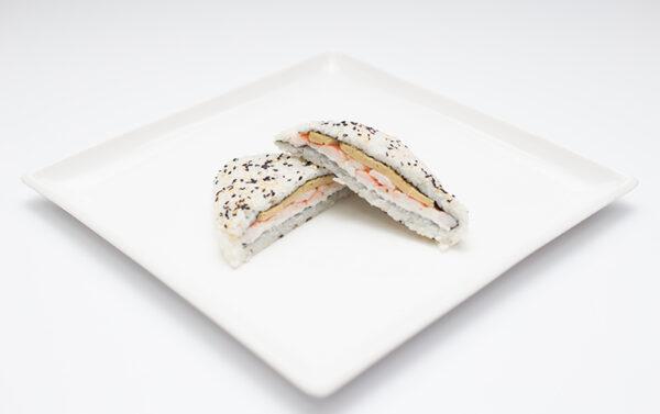 Сендвич с креветкой
