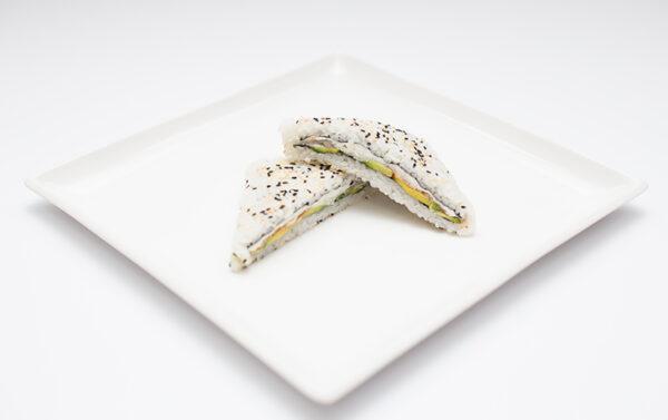 Сендвич с угрем